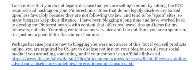 Affiliate Disclosure Laws on Social Media