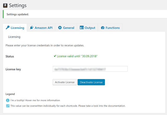 How to setup AAWP - Amazon Affiliate for Wordpress Plugin
